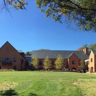 St. Mary's College of Maryland, Anne Arundel Hall