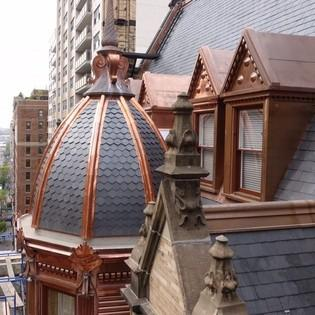 The Dakota Roof Replacement